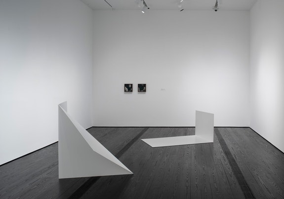 Leslie Hewitt, <em>Where Paths Meet, Turn Away, Then Align Again (Distilled moment from over 72 hours of viewing the civil rights era archive at the Menil Collection in Houston, Texas)</em>, 2012. Photo: Paul Hester.