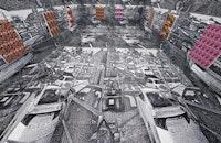 Mathew Zefeldt, <em>Customizable Realities</em>, installation view, 2019. Courtesy The Hole, New York.