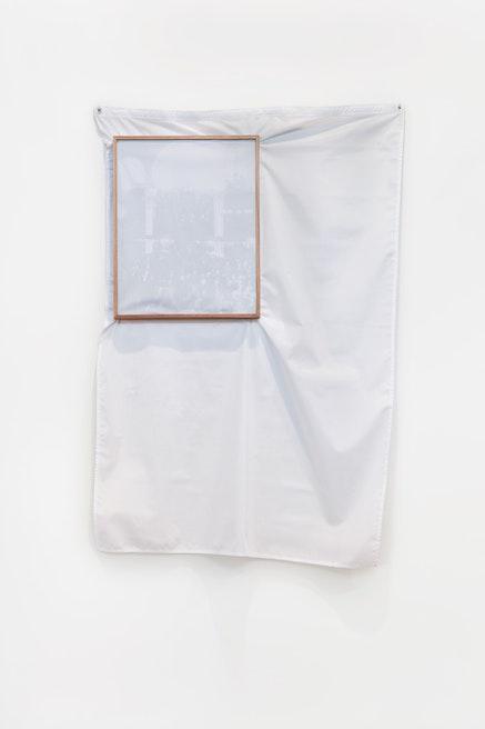Ivan Grilo, <em>Privil&eacute;gios</em> [Privileges], 2017. Print on cotton paper, freij&oacute; wood frame and fabric, edition of 3. Photo: Filipe Berndt. Courtesy Casa Tri&acirc;ngulo, S&atilde;o Paulo.