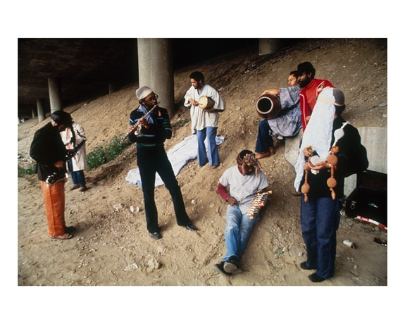 Senga Nengudi,<em> Freeway Fets</em>, 1978. Courtesy of Lévy Gorvy Gallery, New York, and Thomas Erben Gallery, New York. Photo: Quaku/Roderick Young.