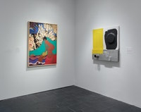 Installation view: <em>Acts of Art and Rebuttal in 1971</em>, Hunter College Art Galleries, Bertha and Karl Leubsdorf Gallery, 2018. Photo: Stan Narten.