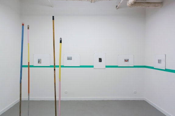 Installation view: <em>The Deceptive Everyday</em>, Fresh Window, New York, 2019. Courtesy Fresh Window.
