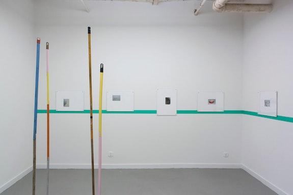 Installation view: <em>The Deceptive Everyday</em>, Fresh Window, New York, 2019. Courtesy Fresh Window.