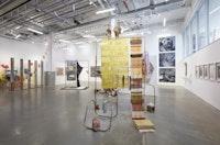 Installation view: <em>BRIC Biennial: Volume III: South Brooklyn Edition</em>. The Gallery at BRIC House, Brooklyn. Photo: Jason Wyche.