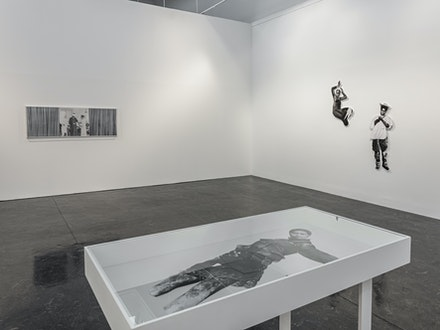 Installation shot: <em>Medicine for a Nightmare</em>, Courtesy the artist and Galerie Nordenhake.