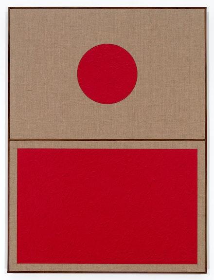 <p>Paul F&auml;gerski&ouml;ld, <em>Impression, Harvest Moon</em>, 2019, oil on linen, 34 x 25 1/4 inches. Image courtesy the artist and Peter Blum Gallery, New York. Photo credit: Etienne Frossard</p>