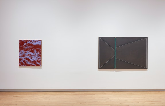 <p>Installation view: <em>N. Dash</em>, The Aldrich Contemporary Art Museum, 2019. Photo: Jason Wyche. Courtesy the artist and Casey Kaplan, New York.</p>