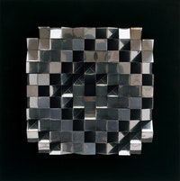 "Mary Martin, ""Expanding Permutation (detail)"" (1969). Estate of Mary Martin, courtesy Annely Juda Fine Art"