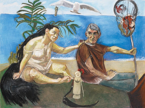 © Paula Rego. Courtesy Marlborough Fine Art.