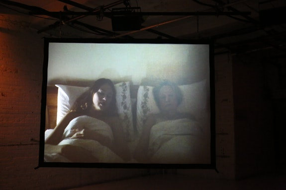 <i>Lauren Bakst's More Problems with Form at The Chocolate Factory. Credit: Brian Rogers </i>