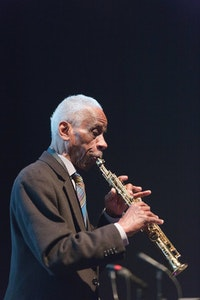<i>Roscoe Mitchell. Photo courtesy of United States Artists</i>