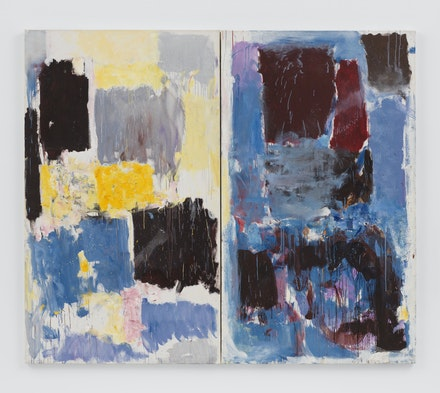 Joan Mitchell,<em> Untitled</em>, 1972. © Estate of Joan Mitchell. Collection of the Joan Mitchell Foundation, New York. Courtesy David Zwirner
