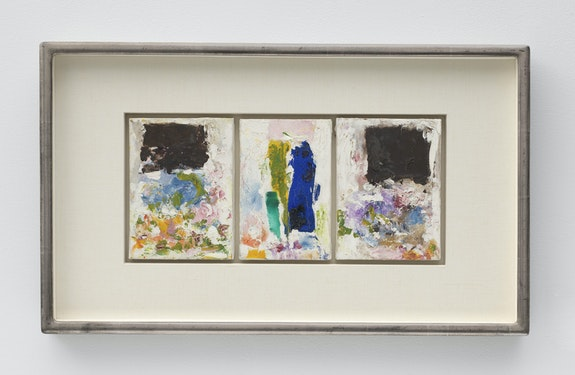 Joan Mitchell, <em>Untitled</em>, 1974-1975. © Estate of Joan Mitchell. Private Collection, Minneapolis. Courtesy David Zwirner.