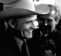 Giuliani at a fundraiser in Texas. Still Image from Giuliani Time.