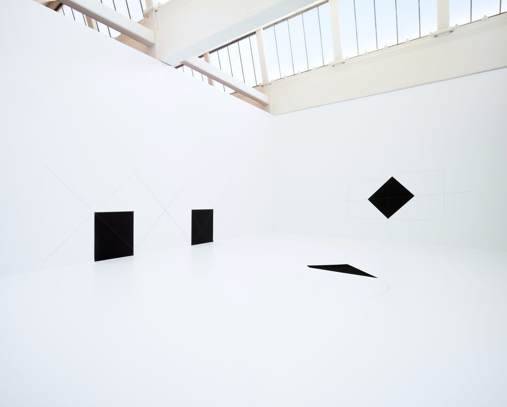 Dorothea Rockburne's Visionary Installation at Dia:Beacon