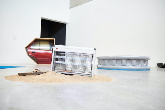 <i>Lawrence Abu Hamdan: Earwitness Theatre,</i> installation view. Contemporary Art Museum St. Louis, May 17-August 18, 2019. Photo: Izaiah Johnson.