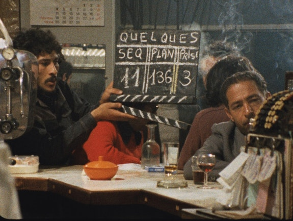 <em>De quelques événements sans signification</em> © Observatoire/Filmoteca de Catalunya/Basma