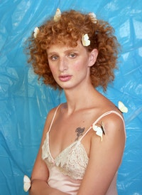 Ita Segev. Photo: Genie Kausto. Makeup: Ivelisse Rosado. Styling: Maria Meza. Hair: Evanie Frausto.