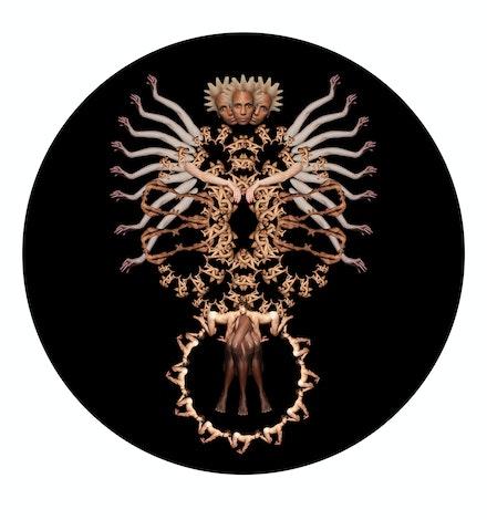 Renee Cox, <em>Sacred Geometry</em>, 2014. Video, 8 min. 16 seconds. Courtesy the artist.