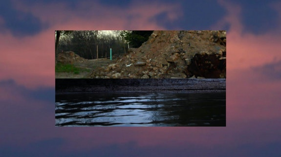 Sky Hopinka, <em>Kunįkága Remember Red Banks, Kunįkága Remembers the Welcome Song</em>, 2014. HD video, stereo, color, 9 min. 20 seconds. Courtesy the artist.
