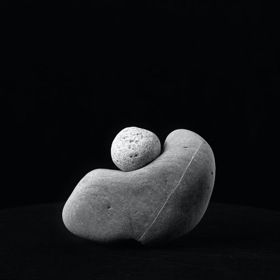 Sophy Rickett,<em> Stones</em>, Kenfig Burrows, 2019.