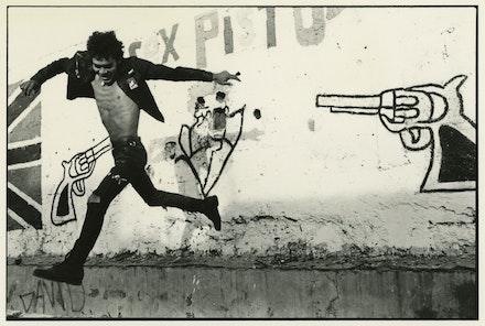 Pablo Ortiz Monasterio, <em>Volando bajo</em>, 1989. © Courtesy of the artist.