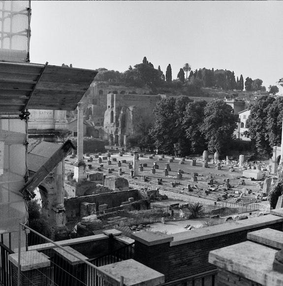 Roman Imperial Forum.