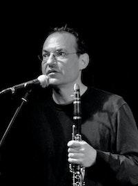 Ben Goldberg at de Singer. Photo by Guy van de Poel