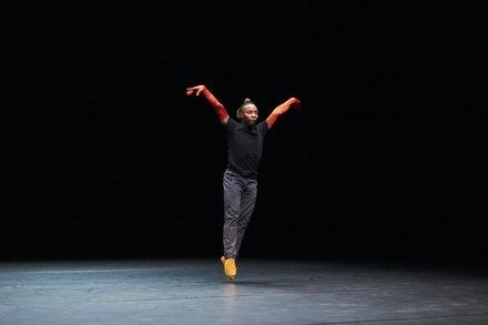 Roderick George. A Quiet Evening of Dance. Courtesy The Shed. Photo: Mohamed Sadek.