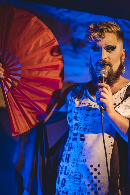 <p>Vic Sin. Photo: Anja Hado // @anjashoots.</p>