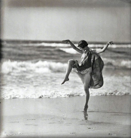 Isadora Duncan © Arnold Genthe
