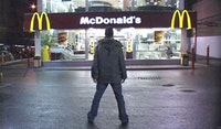 Morgan Spurlock and McDonald's