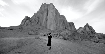 Shirin Neshat, Land of Dreams, 2019. © Shirin Neshat. Courtesy the artist, Gladstone Gallery, New York and Brussels, and Goodman Gallery, Johannesburg, Cape Town, and London.