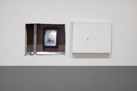 Installation view, <em>member: Pope.L</em>, 1978–2001, The Museum of Modern Art, New York, 2019–20. © 2019 The Museum of Modern Art. Photo: Martin Seck.