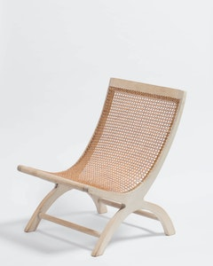 Clara Porset, <em>Butaque Chair</em>, c.1955–56. Collection of Gálvez Guzzy Family/Casa Gálvez. © The Art Institute of Chicago. Photography by Rodrigo Chapa.