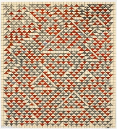 Anni Albers, <em>Study for Camino Real</em>, 1967. © The Josef and Anni Albers Foundation / Artists Rights Society (ARS), New York 2019. Photo: Tim Nighswander/Imaging4Art.