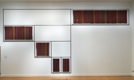 Installation view: <em>Rayyane Tabet / Alien Property</em>, Metropolitan Museum of Art, New York, 2019-2021.