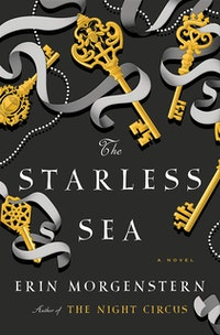 <em>The Starless Sea</em></p><p>by Erin Morgenstern<p>2019<p>