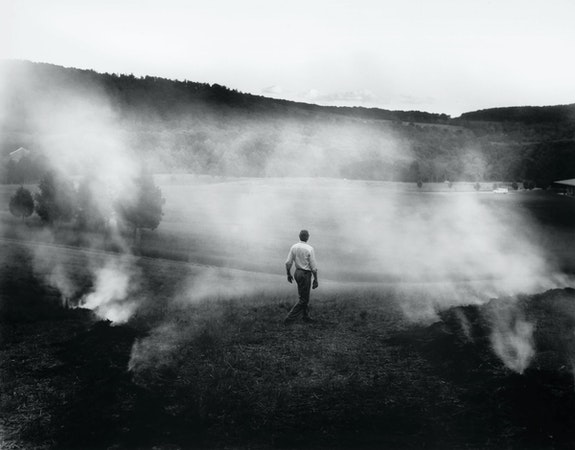Sally Mann, <em>The Turn</em>, 2005. Gelatin silver print. Private collection. © Sally Mann.