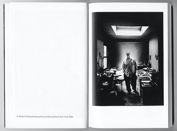 In Photo Poche, about portraits of photographers by photographers.