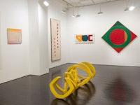 Installation view: <em>Specific Forms</em>, Loretta Howard Gallery, New York, 2020. Courtesy Loretta Howard Gallery, New York.