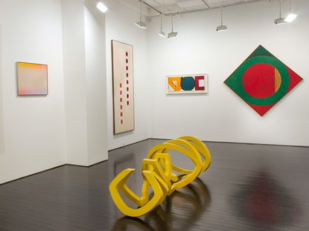 Installation view: <em>Specific Forms</em>, Loretta Howard Gallery, New York, 2020. Courtesy Loretta Howard Gallery, New York.