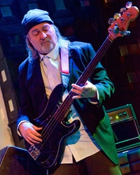 Bill Laswell at SOBs. Photo: Robert Sutherland-Cohen.