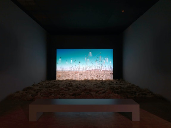 Installation view: <em>Christian Boltanski: Faire son temps</em>, Centre Pompidou, Paris, 2019–2020. Photo: © Philippe Migeat. © ADAGP, Paris, 2019.