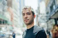 Playwright Christopher Chen.  Photo: Sasha Arutyunova.