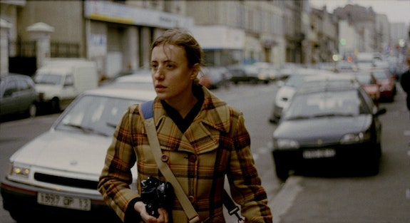 Maren Eggert in <em>Marseille</em> (2004). Image courtesy of the Deutsche Kinemathek.