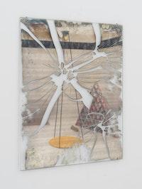 Luis Camnitzer, <em>El Mirador</em>, 1996. Mixed media, Dimensions variable. Courtesy Alexander Gray Associates, New York; Galería Parra & Romero, Madrid. © Luis Camnitzer/Artists Rights Society (ARS), New York.