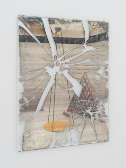 Luis Camnitzer, <em>El Mirador</em>, 1996. Mixed media, Dimensions variable. Courtesy Alexander Gray Associates, New York; Galería Parra & Romero, Madrid. © Luis Camnitzer/Artists Rights Society (ARS), New York.