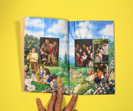 Dawn Kim, <em>New York Testament</em>, published by Printed Matter, 2015.
