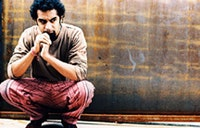 <i>Photo of Karsh Kale.</i>